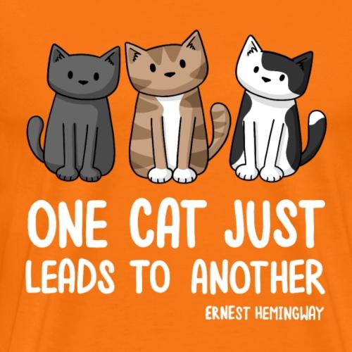 One Cat Just...