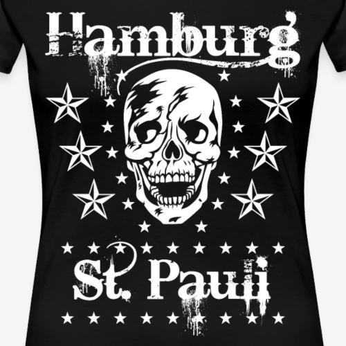 50 Hamburg Stadtteile Skull Totenkopf Sterne