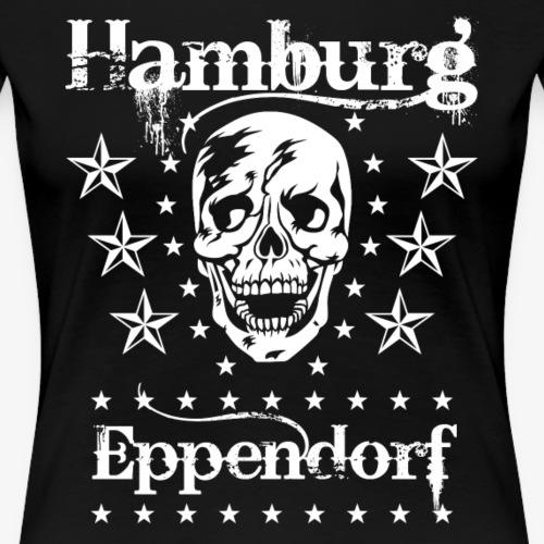 57 Hamburg Stadtteil Eppendorf Skull Totenkopf