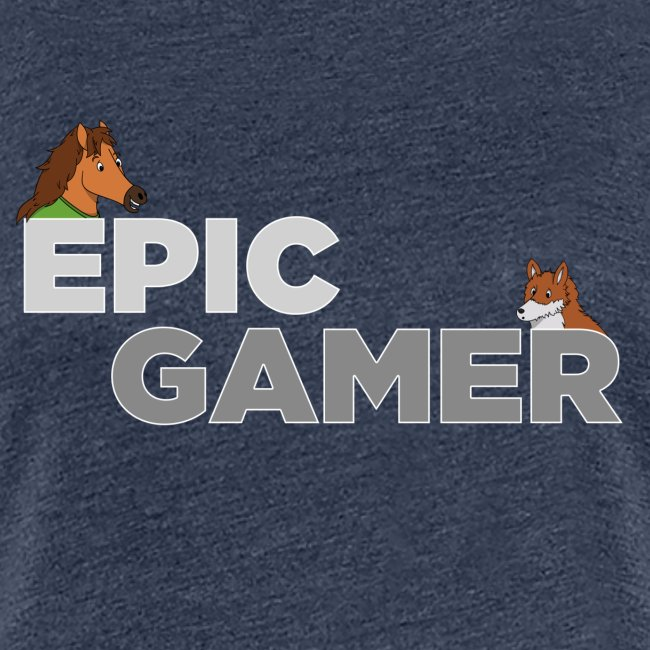 Female 2018 'Epic Gamer' Tee