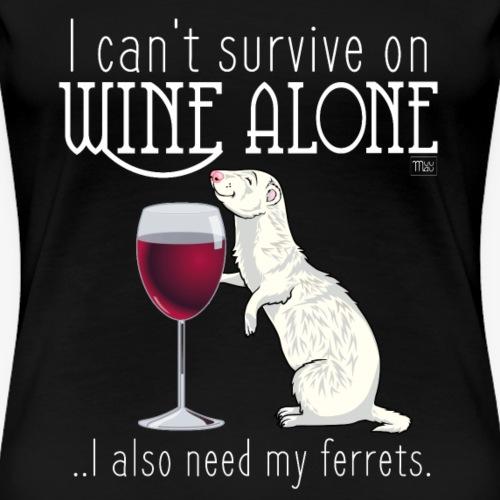 Wine Alone Ferrets