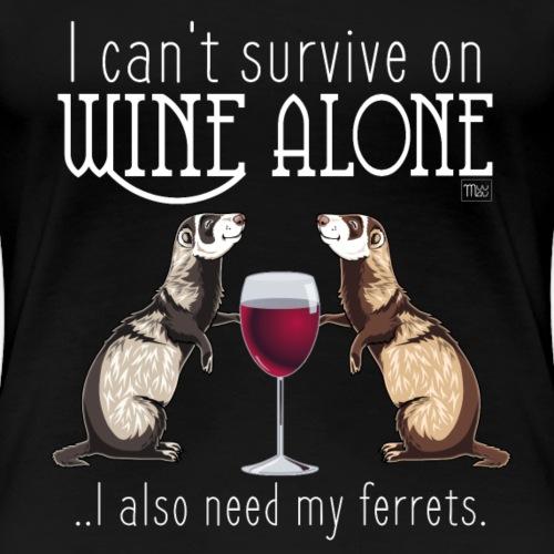 Wine Alone Ferrets III