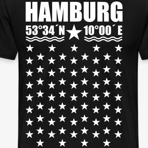 67 Hamburg Koordinaten Längengrad Breitengrad