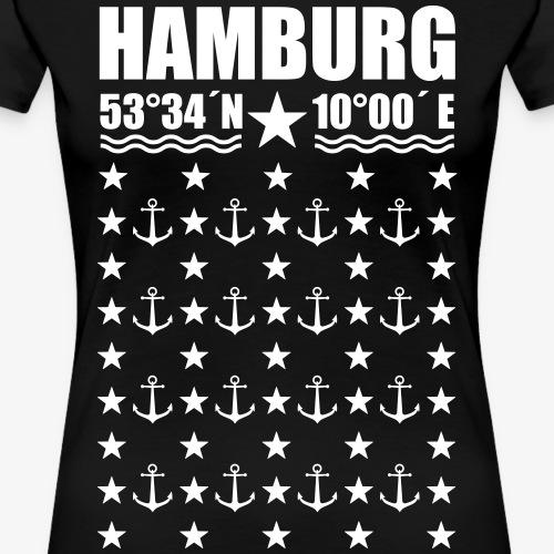 68 Hamburg Koordinaten Längengrad Breitengrad
