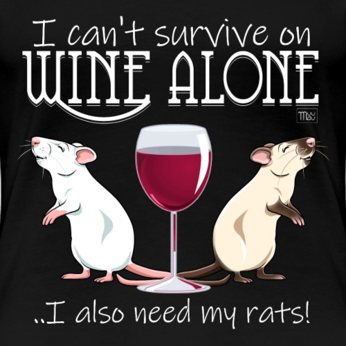 Wine Alone Rats II