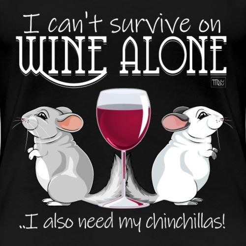 Wine Alone Chinchillas II
