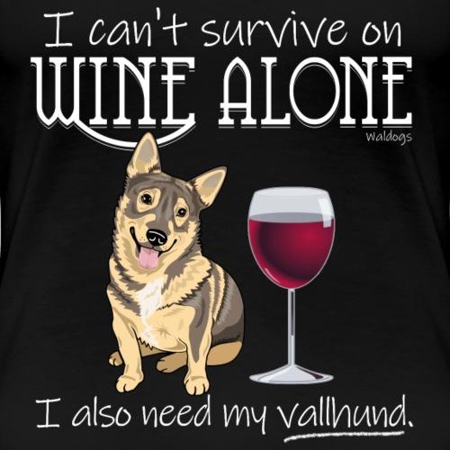 Wine Alone Vallhund II