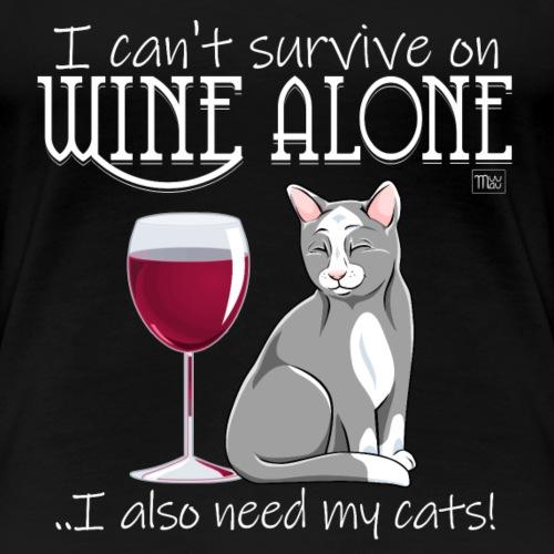 Wine Alone Cats