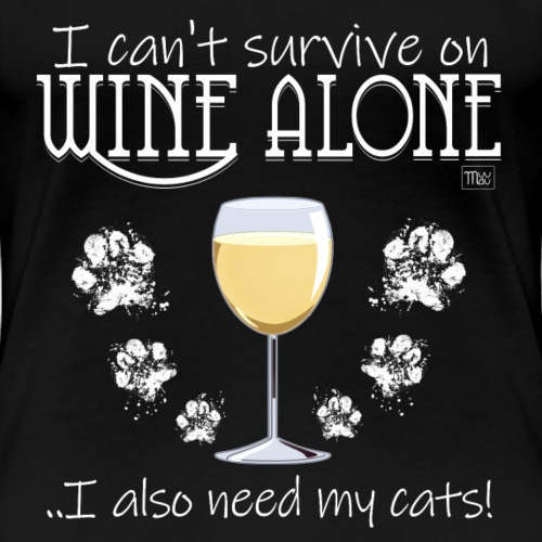 Wine Alone Cats III
