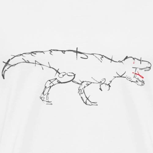 Dinosaurier-T-REX