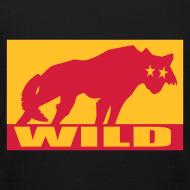 Motiv ~ Motive-Kinder-Shirt, Wild