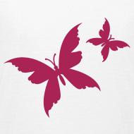 Motiv ~ Motive-Kinder-Shirt, Schmetterling