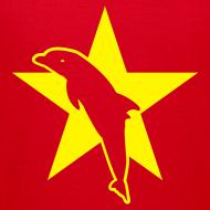 Motiv ~ Motive-Kinder-Shirt, Delphin