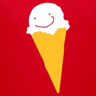 Motiv ~ Motive-Kinder-Shirt, Eis