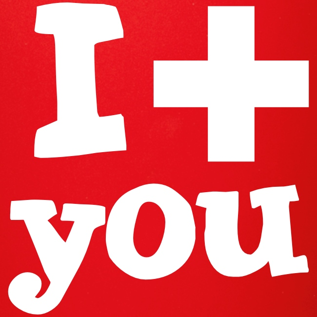Tasse  |  I love you