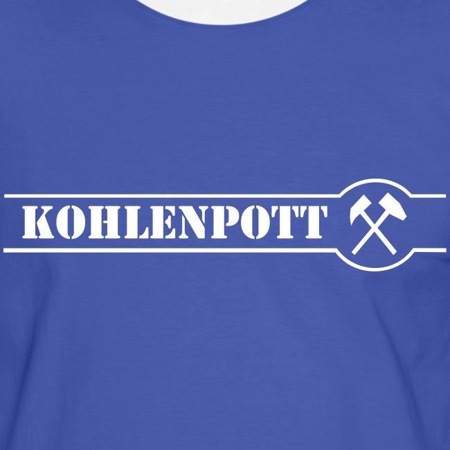 """Retroshirt """"Kohlenpott"""""""