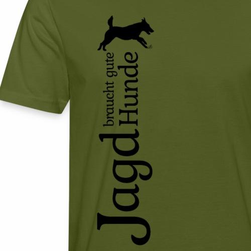 Jagd-Hunde Terrier hoch