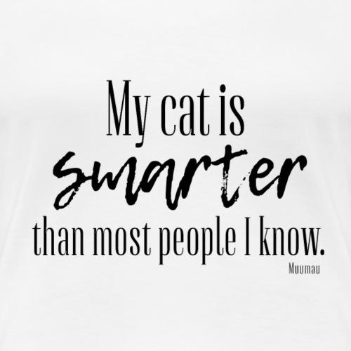 Cat - Smarter