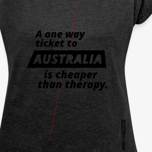One way ticket Australien