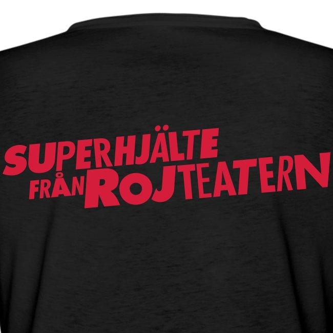 Superhjälte från RoJteatern Dam
