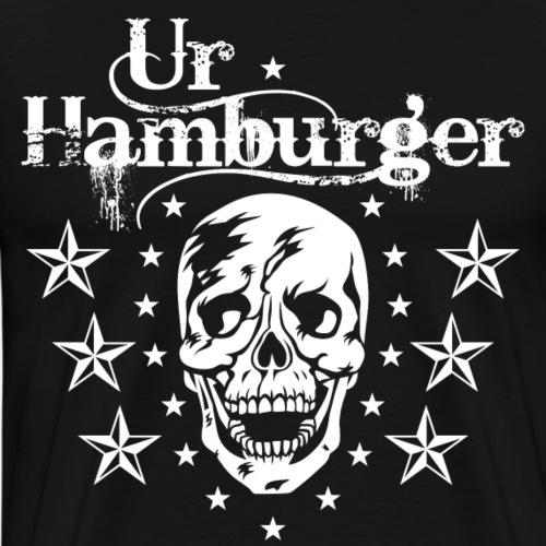 69 Ur-Hamburger Totenkopf Skull