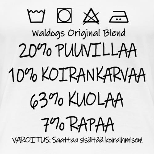 Waldogs O Blend Kuola II