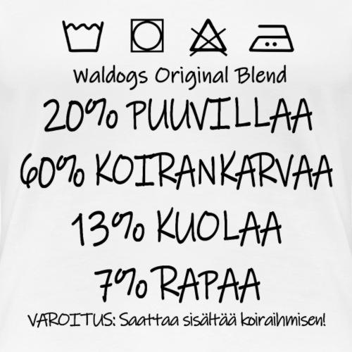 Waldogs O Blend I