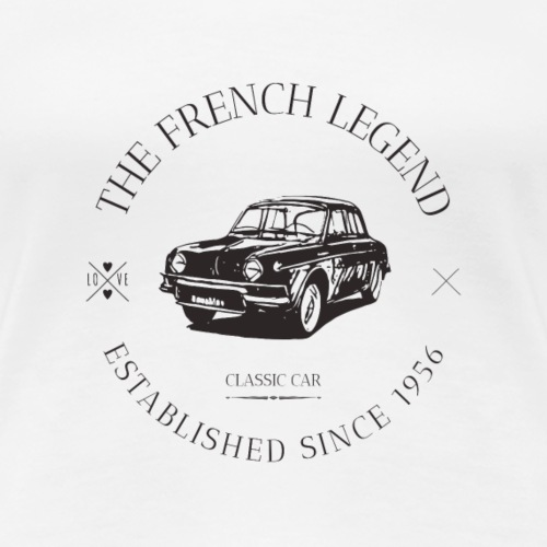 RENAULT DAUPHINE FRENCH C