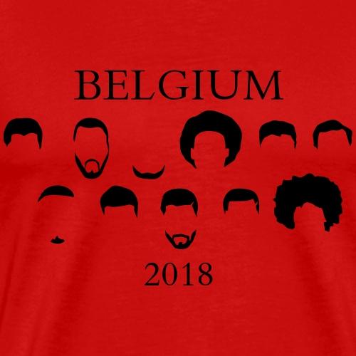 Belgien 2018 Fussball