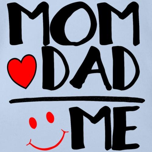 Mom + Dad = Me
