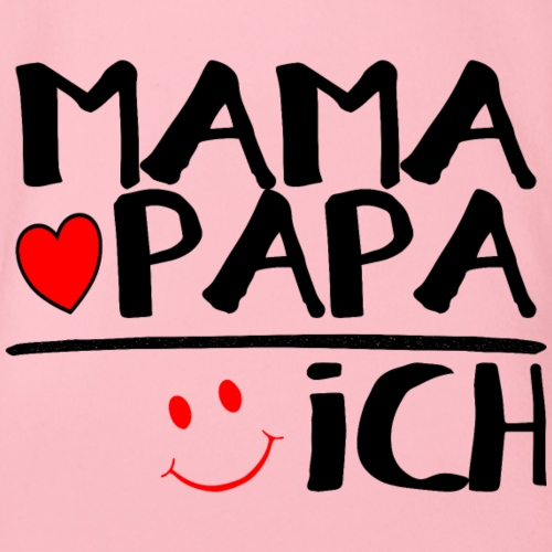 Mama + Papa = Ich