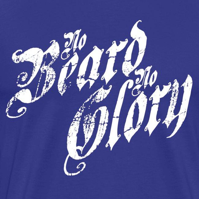 No Beard, No Glory!