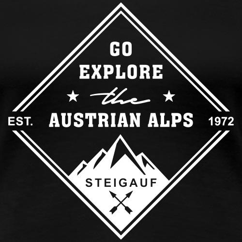 Explore the Austrian Alps