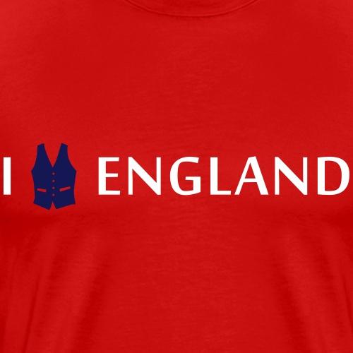 I Love Waistcoat England