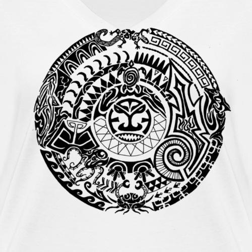 Tiki Tattoo (black)