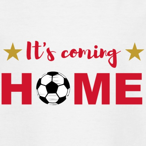 It's coming home football star gift