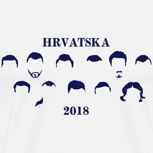 Kroatien 2018 Fussball