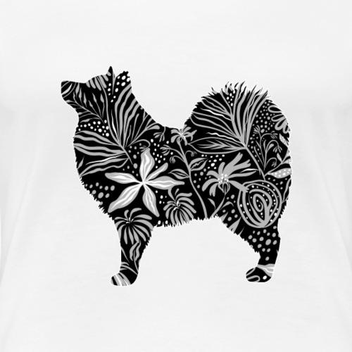 Flower Samoyed