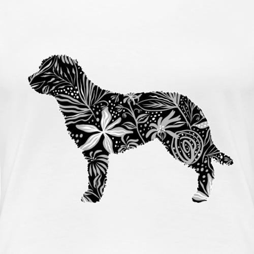 Flower Perro Tail