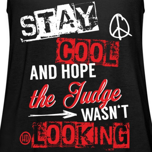 Stay cool - Judge Pferdespruch
