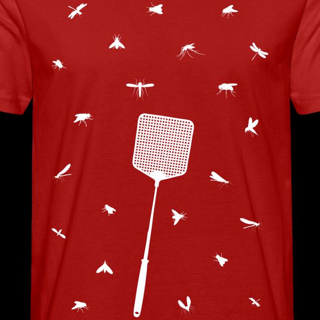 Vliegjes mannen bio shirt