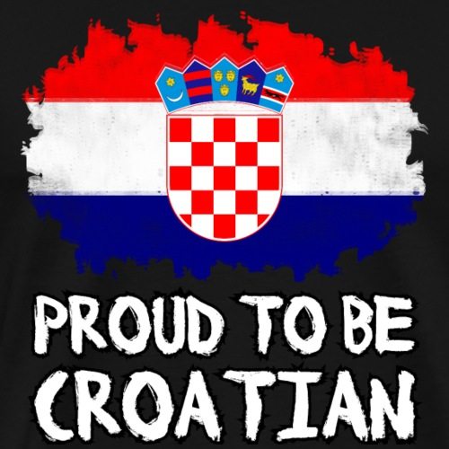 Proud to be Croatian