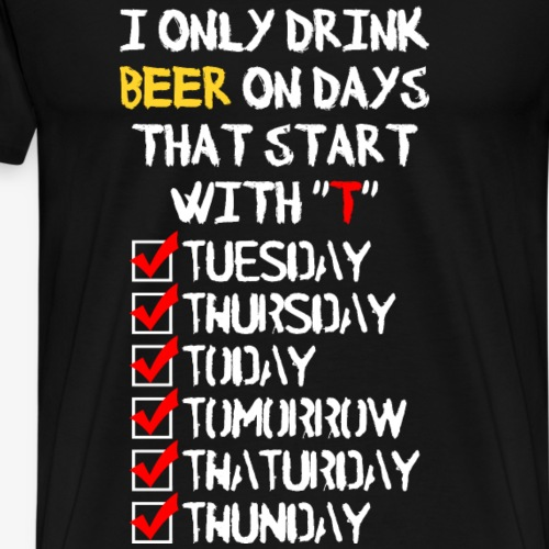Beer everyday