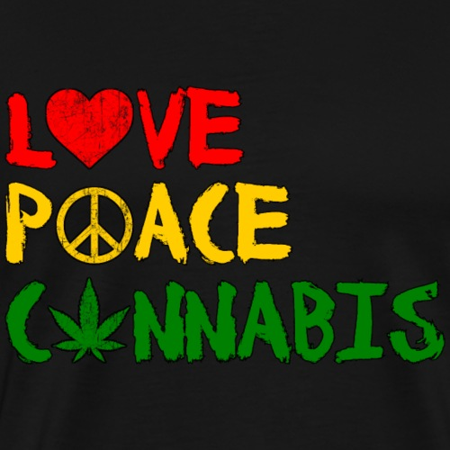 Love Peace Cannabis