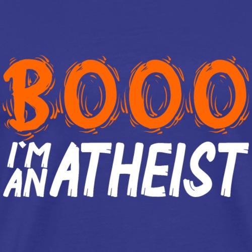 Booo I´m an Atheist
