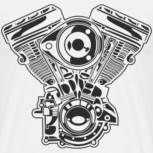 Motor moto
