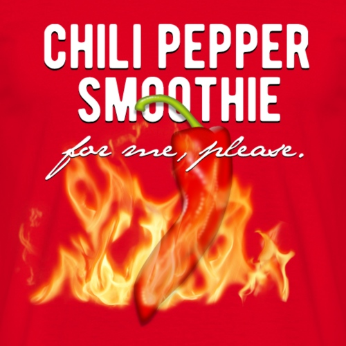 Chili Pepper Smoothie Chili T-Shirt