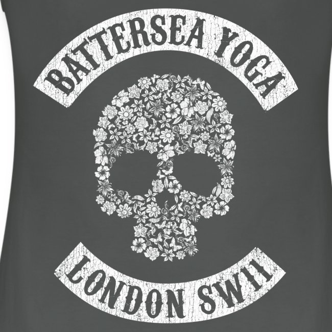 """Sons of Battersea"" Women's Vest (white logo)"