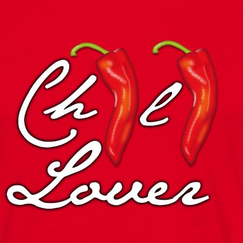 Chili Lover Chili Pepper T-Shirt