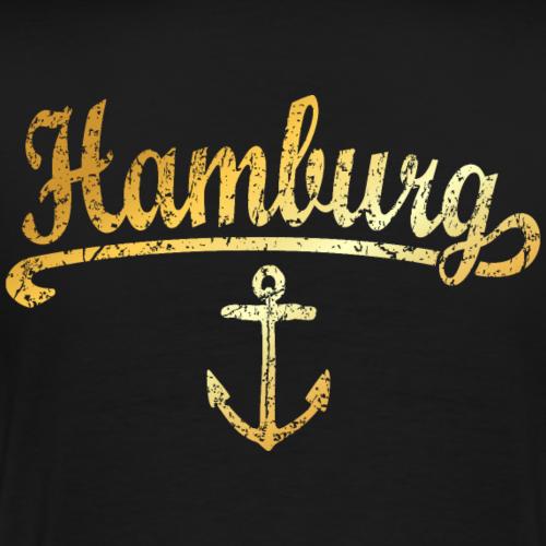 Hamburg Anker Segeln Segler Segel